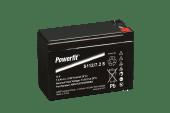 Batteri 7,2A, 12v
