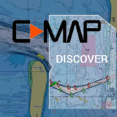 C-Map Discover lokalkart
