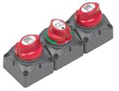 Bep Batterivelger for 2 motorer 715-S