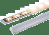 Båtsystem plastprofil til LED tape/Superstrip 1 meter