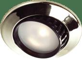 Båtsystem Downlight Comet LED Gull 2W