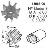 Impeller 106 VP/Perkins/Yanmar/Johnson 1028B