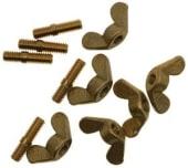 Orbitrade Vingemuttersett for impellerlokk D27/29/32 - 15356