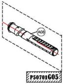 Haswing 55 Extendable handle