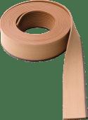 Isiteek Randplank 60mm Sort Nating 0,33m2
