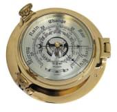 Barometer Messing 185mm