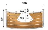 Båtsystem Badeplattform Seilbåt PR1306030