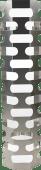 Dickinson Røkrørbeskyttelse  3'' 558mm