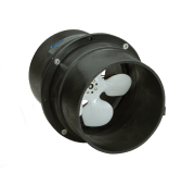 Kanalvifte 178mm 12V 750m³/time