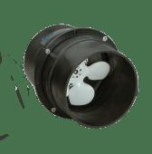 Kanalvifte 178mm 24V 750m³/time