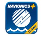 Navionics Update Kart CF (oppgradering av eldre)