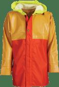 Guy Cotten Isopro Regnjakke Gul/Orange
