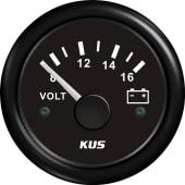 Kus voltmeter analog 8-16V