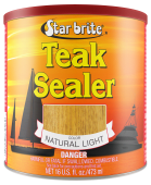 Star Brite Teak Sealer Natural Light 473ml