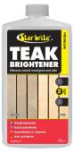 Star Brite Premium Teak Brightener - Step 2