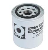 Vannutskillerfilter 10 mikron lav OMC