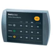 ProSport Batteribankmonitor 3 banker