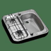 Dometic Koketopp 2 gassbluss med oppvaskkum HS 2460R