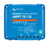 Victron BlueSolar Solcelleregulator MPPT 75/15 15AMP