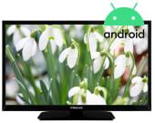 "Finlux SmartTV 24"" u/DVD Android m/WiFi"