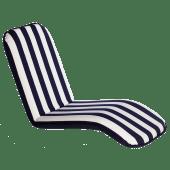 Comfort Seat Classic Large Blå/Hvit
