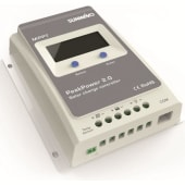 Solcelleregulator 20A 12V/24V MPPT Display