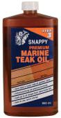 Snappy Teak Oil 950ml