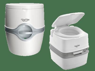 Portabelt toalett