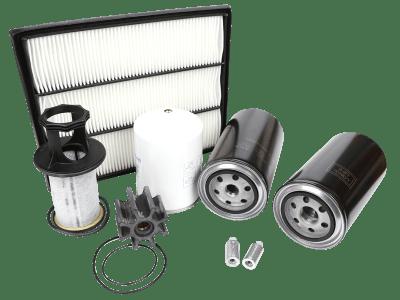 Servicesett motor