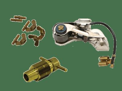 Diverse servicedeler motor
