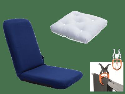 Puter, sengetøy og tekstil