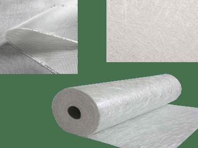 Polyester og glassfiber