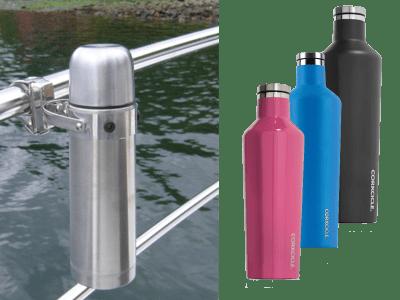 Drikkeflasker og termos