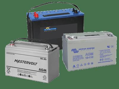 AGM-batterier