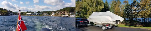 Båtpleie / Opplag - Lagertømming