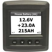 Bep Voltmeter/Shuntamperemeter m/fargeskjerm