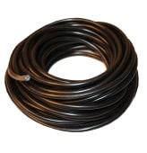 Kabel fortinnet Sort 4x1,5mm