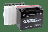 Exide Vannscooter Batteri 18A AGM