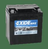 Exide Vannscooter batteri 30A AGM