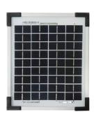 Solcellepanel 5W mono crystalline