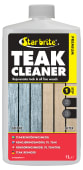Star Brite Premium Teak Cleaner - STEP 1