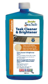 Star Brite SeaSafe Teak Cleaner & Brightener