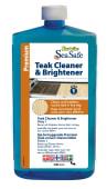Star Brite Sea Safe Teak Cleaner & Brightener 1000ml