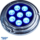 Båtsystem Aquadisc 1000 LED Blå