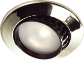 Båtsystem Downlight Comet LED Gull