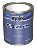 Seajet 030 Kobberstoff Blå 0,75 Liter