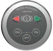 Sidepower Touchpanel Rundt