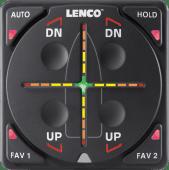 Lenco Auto Glide ettermonteringskit u/GPS singel sylinder