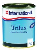 International Trilux hardt bunnstoff hvit 0,75l