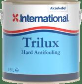International Trilux Hardt Bunnstoff hvit 2,5l
